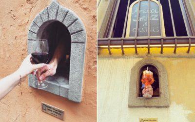 """Италија повторно ги отвора средновековните """"вински прозорци"""" кои се користеле за време на Црната смрт"""