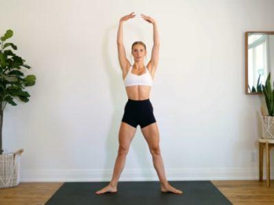 Тренинг со танцување инспириран од музиката на Тејлор Свифт