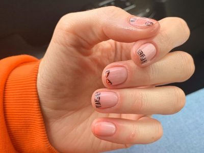 14 идеи за маникир на кратки нокти