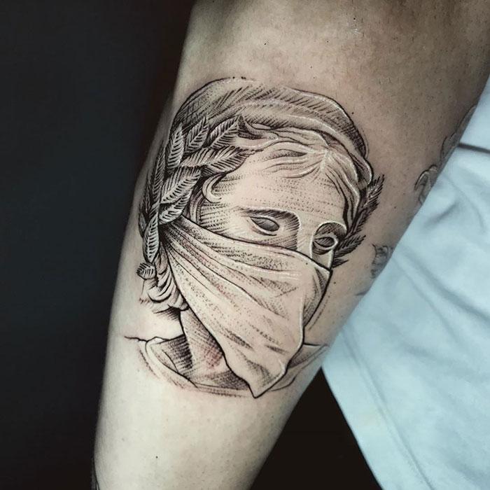 Најдобрите тетоважи инспирирани од коронавирусот