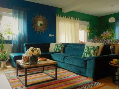 Оваа куќа е доказ дека темните бои во домот создаваат магична атмосфера