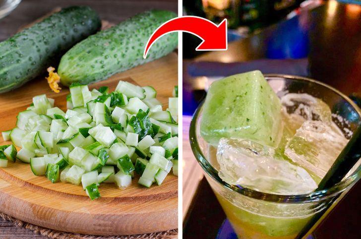 6 состојки што можете да ги додадете во водата за да имате рамен стомак