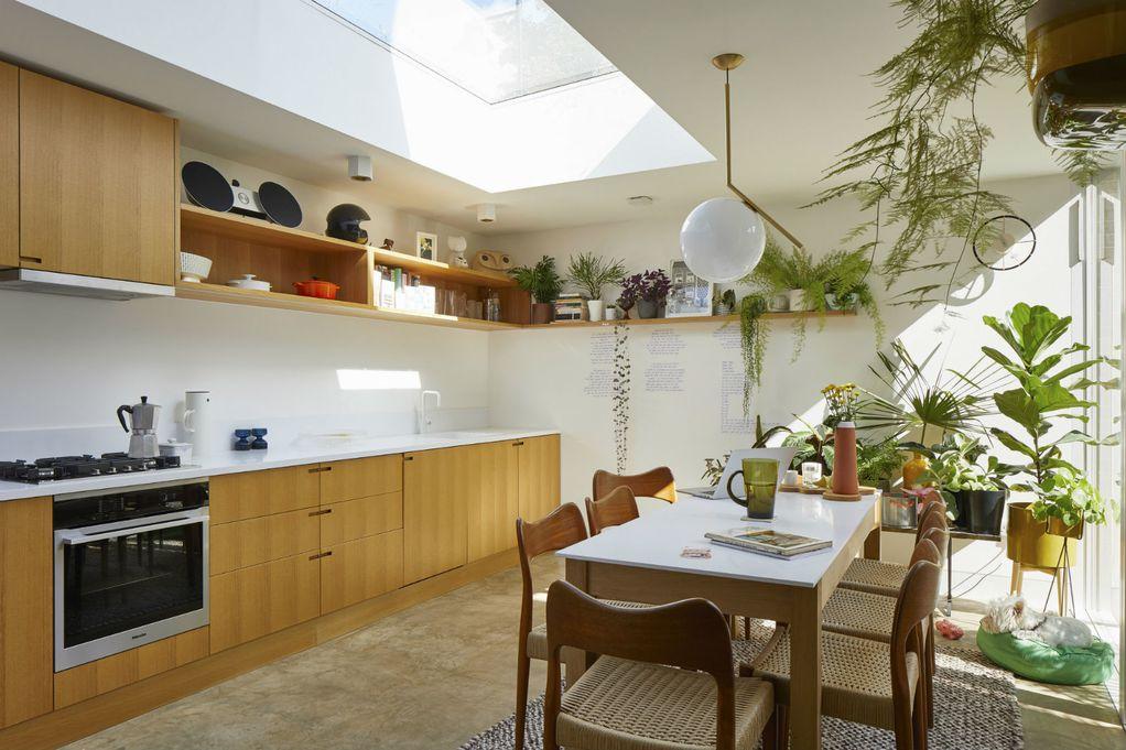 12 докази дека кујната е совршено место за украсни растенија