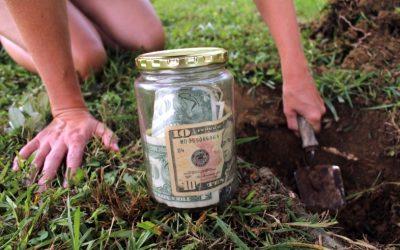 6 места во куќата каде што е најдобро да ги скриете парите