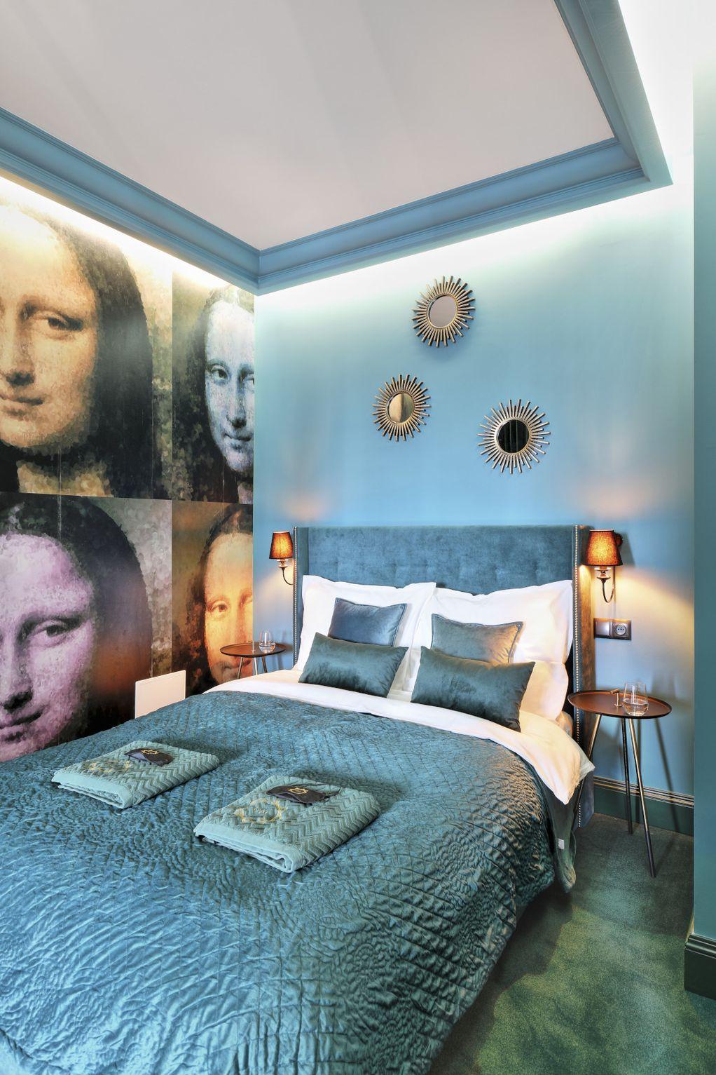 Тиркизен рај: Прекрасен стан во кој ќе се вљубите