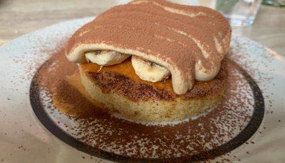 Банана тирамису: Кремасто и сочно совршенство што не се заборава
