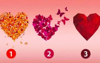 Изберете срце и откријте каква судбина ве чека овој месец