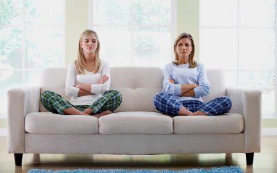 Зошто тинејџерите ги одбиваат советите на родителите кога бараат решение за проблемите?