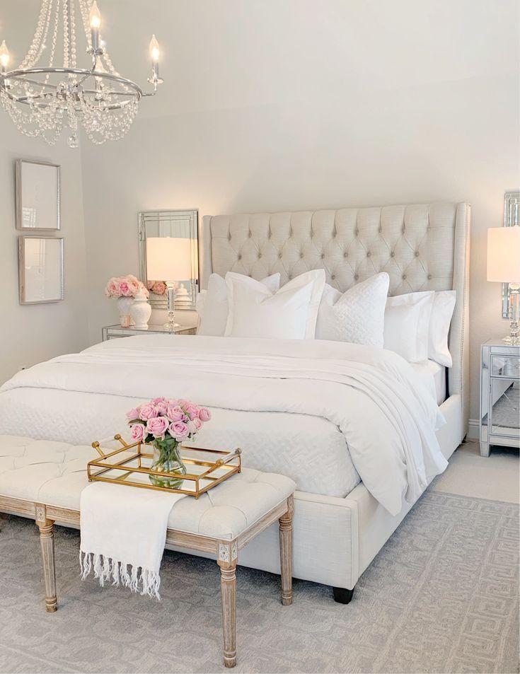 20 идеи како да ја уредите спалната соба за да изгледа како од списание
