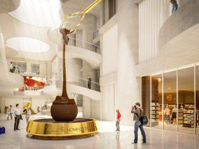 Музеј во кој ќе уживаат сите љубители на чоколадо