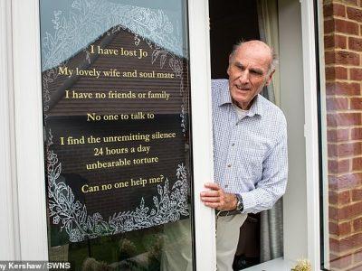 По смртта на неговата сопруга останал сам, а еве што направил за да пронајде нови пријатели