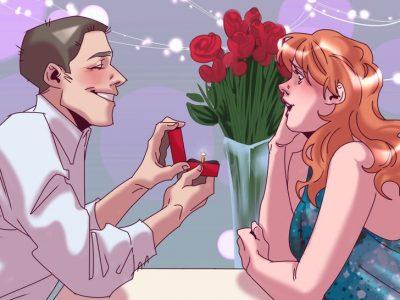 Kолку време е потребно за да почнете да правите различни работи пред партнерот?