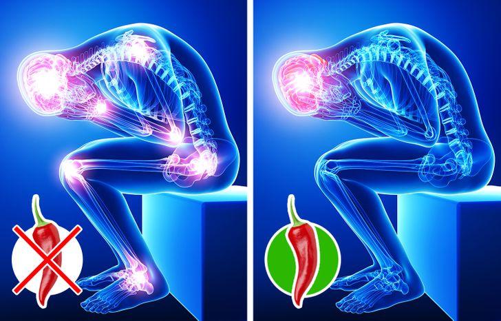 Што се случува со вашето тело кога јадете зачинета храна?