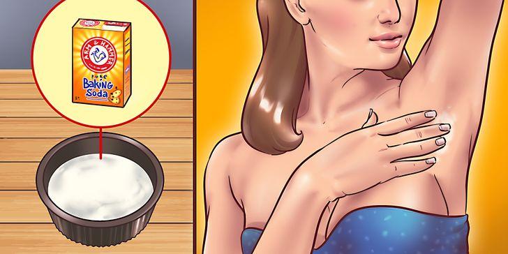 8 третмани што ги отстрануваат темните дамки под пазувите