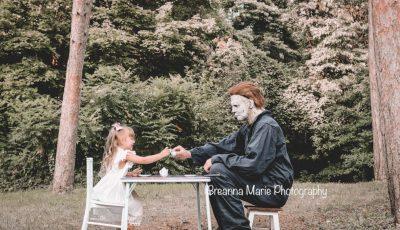 Слатки, но и морничави фотографии инспирирани од Ноќта на вештерките