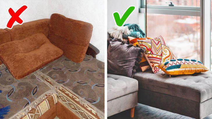12 работи низ домот што покажуваат дека сопственикот е сиромашен, дури и ако не е така