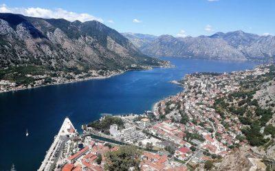 1300 скали до врвот: Тврдина со една од најубавите глетки во Црна Гора