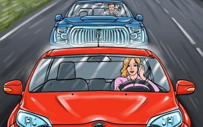 6 работи што треба да ги направите кога ќе забележите дека некој ве следи со автомобил