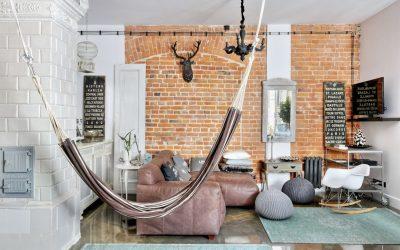 Неколку докази дека ѕидот од цигли му дава посебен шарм на домот