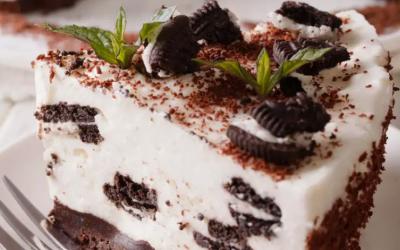 Маскарпоне торта со бисквити - лесна за правење, но и за јадење