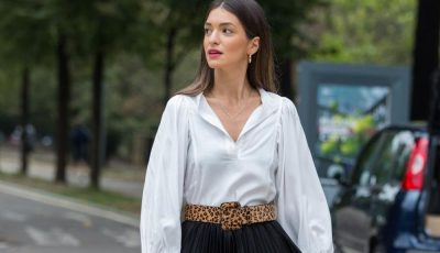 Модна инспирација за жените во 50-тите години: 6 непогрешливи есенски комбинации