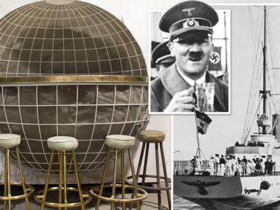Се продава фамозниот бар на Хитлер каде што можеле да пијат само неговите најдобри пријатели и соработници