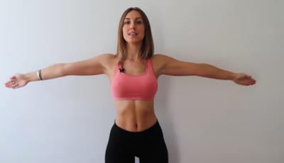 Клучни вежби за убаво обликувани раце