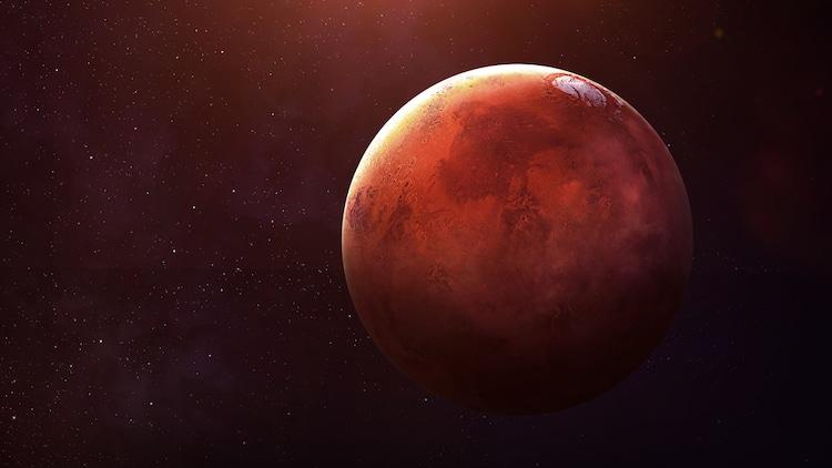 Oваа недела Марс ќе биде најблиску до Земјата во последниве 17 години