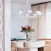 20 фотографии што докажуваат дека атрактивниот лустер ќе ја разубави секоја соба во домот