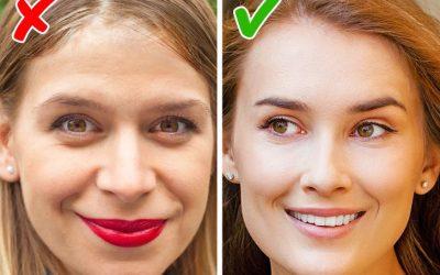 10 ситници што прават да изгледате неуредно