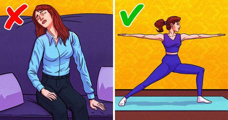 7 причини зошто постојано се чувствувате изморени и како да се справите со тоа