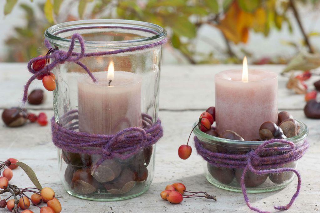 Бесплатно и убаво: Како најубавите есенски украси од природата да станат дел од домот?