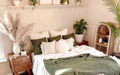 3 лесни и евтини чекори за трансформирање на вашата спална соба во оаза на мирот