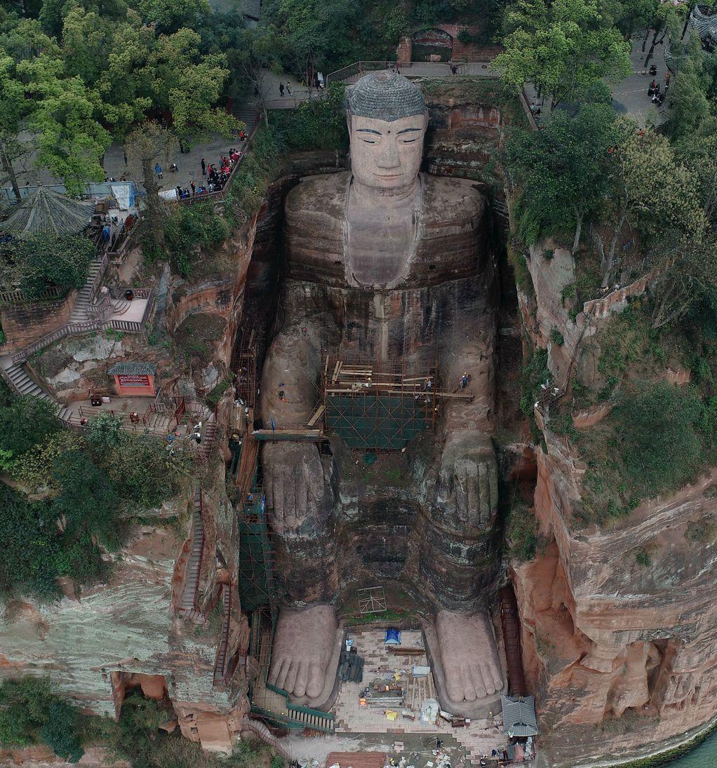 Дали ова е најголемата скулптура во светот?