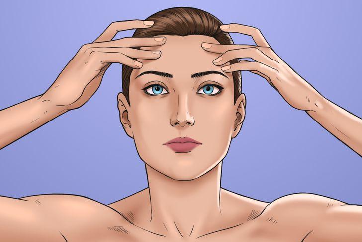 8 техники за масирање што ја ублажуваат главоболката