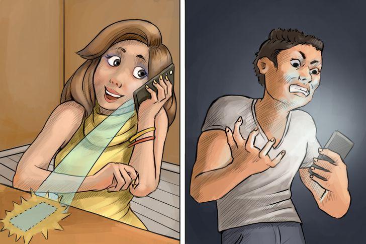 20 илустрации што докажуваат дека во светот има само два вида луѓе