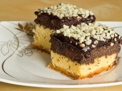Ден и ноќ: Вкусен колач во две бои