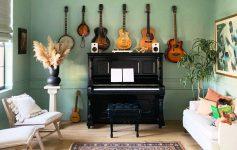 Едноставно и евтино уредување на ѕидот што ќе ја направи секоја соба поудобна за живеење