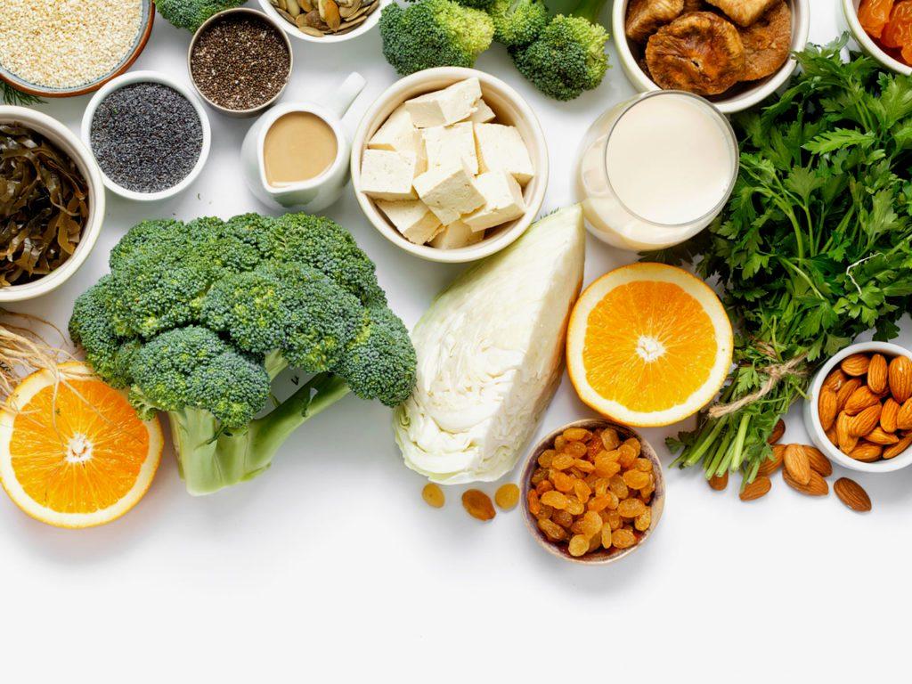 Храна што содржи повеќе калциум од млекото