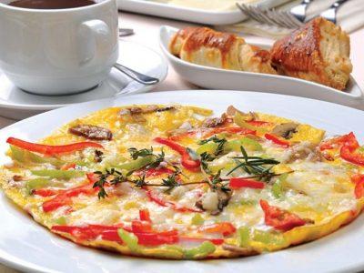 Италијанска кајгана: Идеален избор за вечера