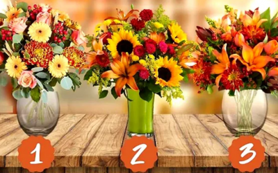 Изберете есенски букет и дознајте што ќе се случи следната седмица