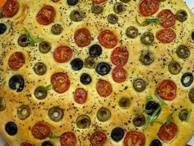 Рецепт за фокача: Како да направите италијанска погача?