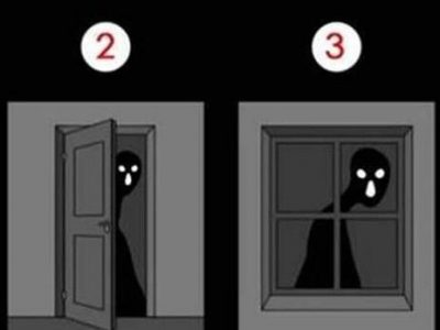 Тест: Изберете слика и откријте кој е вашиот најголем страв