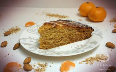 Рецепт за вкусен колач со мандарини