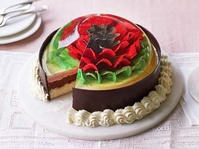Веќе подолго време желе тортите се вистински хит, а овие 13 торти навистина ќе ве воодушеват