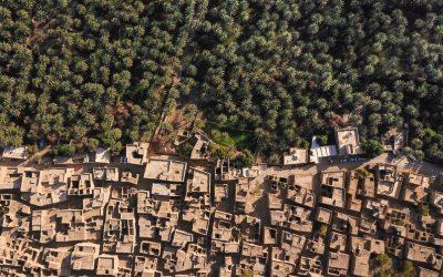 Ал Хамра: Село во кое само храбрите излегуваат по зајдисонцето