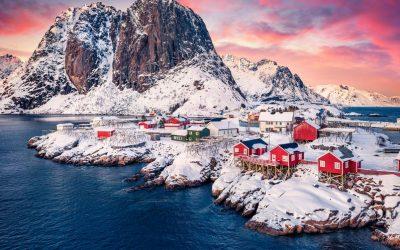 Изгубени во планините и бреговите на Северното Море: Лофотските Острови се убавината на Норвешка