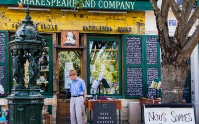 Место во Париз каде бесплатно спиеле сите што ветиле дека ќе читаат по една книга на ден