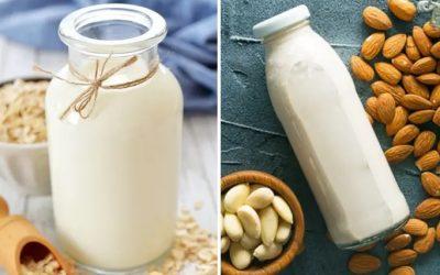 Овесно или бадемово млеко: Кое е подобро?