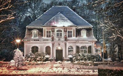 """Прекрасни куќи во кои би се чувствувале како во филмот """"Сам дома"""""""
